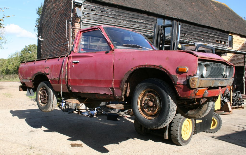 Hi And Looking For A 620 Pickup Nissan Forum Nissan Forums