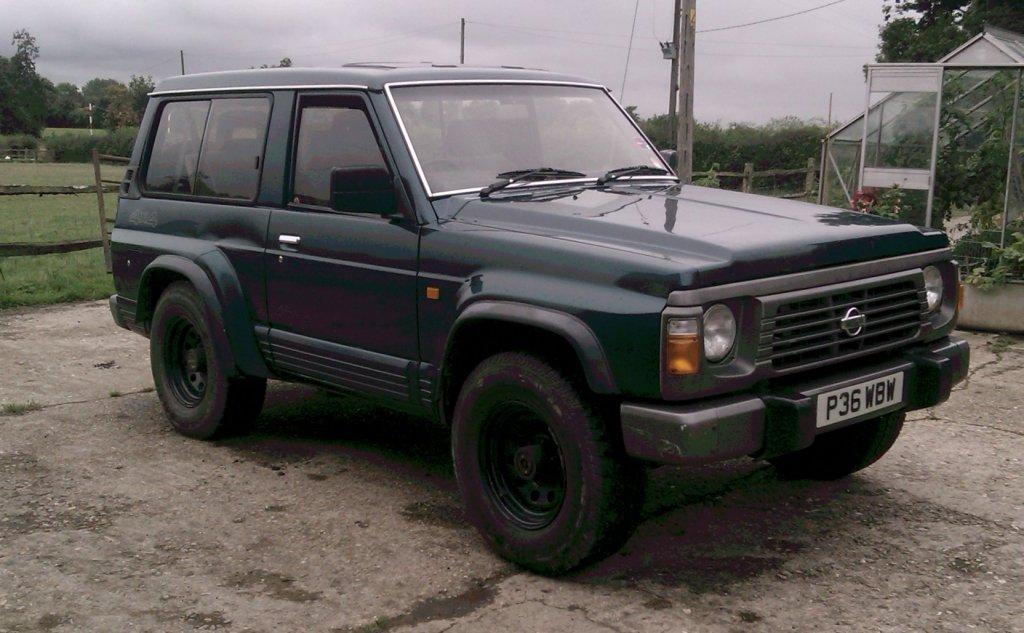 1996 Nissan Patrol SWB Turbo Diesel £2000 SOLD | Retro Rides