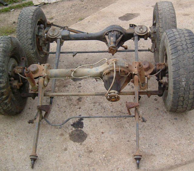 I M Building A Range Rover Hybrid 2wd 4wd Fwh Nissan 4 2