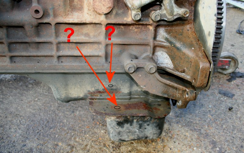 Oil Drain Pipe Advice Required Td42 Turbo Conversion